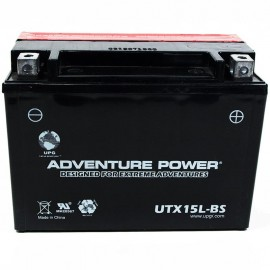 Ski-Doo (Bombardier) ZX Types Dry Charge AGM Battery (1999-2001)
