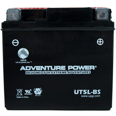 Honda GTX5L-BS Dry AGM Motorcycle Replacement Battery