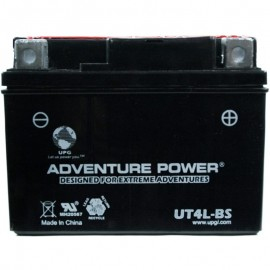Honda NQ50 Spree, 50D SS Replacement Battery (1986-1987)