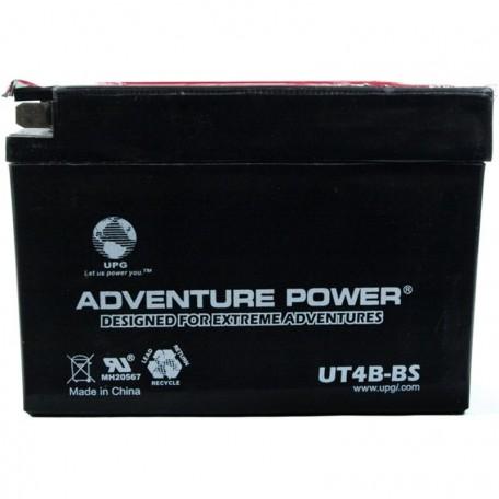 Yamaha YJ50R Vino/Vino Classic Replacement Battery (2001-2005)