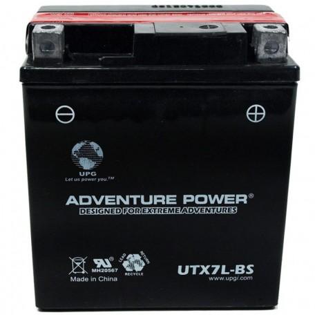 Honda NX250 Replacement Battery 1988, 1989, 1990