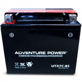 Garelli 125cc TSR Replacement Battery