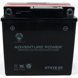 Suzuki T500 Titan Replacement Battery (1968-1975)