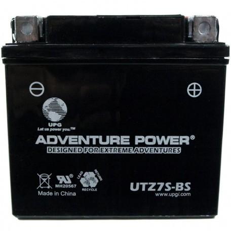 2007 Yamaha XT 225 Serow XT225W Motorcycle Battery