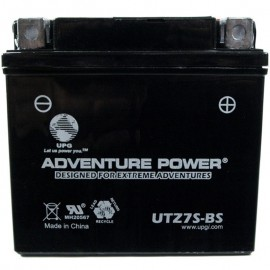Adventure Power UTZ7S-BS (YTZ7S) (12V, 6AH) Motorcycle Battery