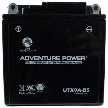 Honda 31500-KB4-673AH Motorcycle Replacement Battery Dry