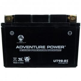 Adventure Power UT9B-BS (YT9B-BS) (12V, 8AH) Motorcycle Battery
