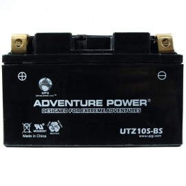 Honda GTZ10S Dry AGM Motorcycle Replacement Battery