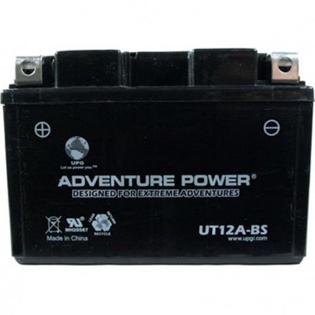 Suzuki SV650 Replacement Battery (1999-2002)