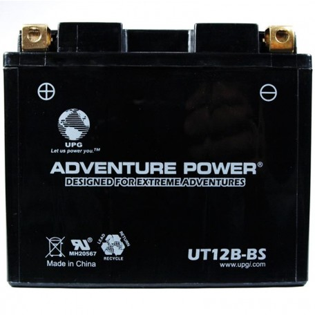 Yamaha GS GT12B-4 Motorcycle Replacement Battery