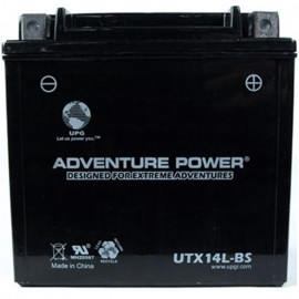 Drag Specialties 2113-0014 Compatible Battery Replacement