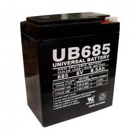 Elgar SPR401 UPS Battery