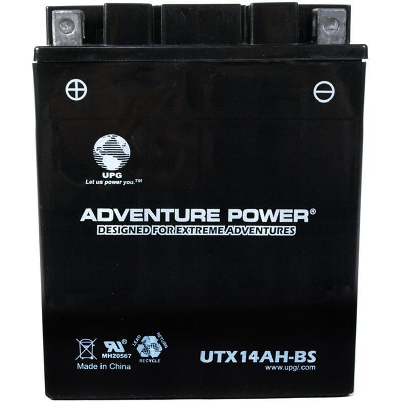 1994 Polaris Sportsman 400 4X4 W948040 ATV Battery