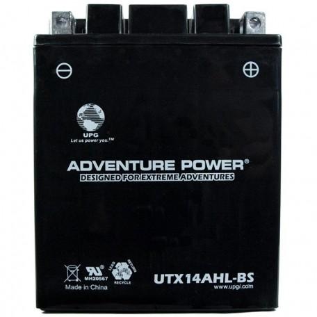 Yamaha XJ700 Maxim, XJ700X Replacement Battery (1985-1986)