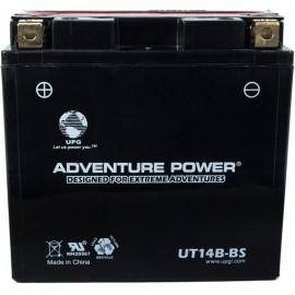 Yamaha XVS1100 V-Star Battery Dry 1999 2000 2001 2002 2003 2004-2010