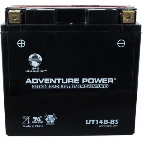 Yamaha XVS1100 V-Star (All) Replacement Battery (1999-2009)