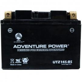 2010 Honda VT1300CR Stateline VT 1300 CR Dry AGM Motorcycle Battery