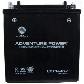 Suzuki LT-F500F QuadRunner Replacement Battery (1998-2002)