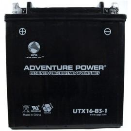 Suzuki VL1500 Intruder, C90, T Replacement Battery (1998-2009)