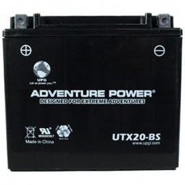 Arctic Cat Cougar Replacement Battery (1995-1998)