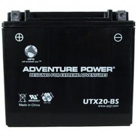 Arctic Cat Mountain Cat 500 Replacement Battery (2002)
