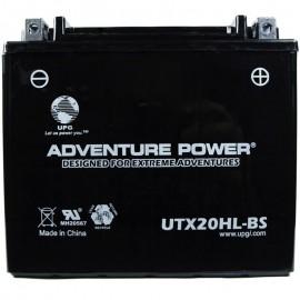 Yamaha YFM450FX Wolverine Replacement Battery (2006-2008)