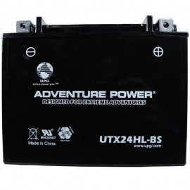 Honda YTX24HL-BS Dry AGM Motorcycle Replacement Battery