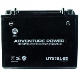 Yamaha XV920R Virago Replacement Battery (1981-1983)