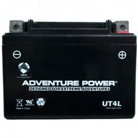 2007 Yamaha TT-R 125 LE, TT-R125LEW Sealed Battery