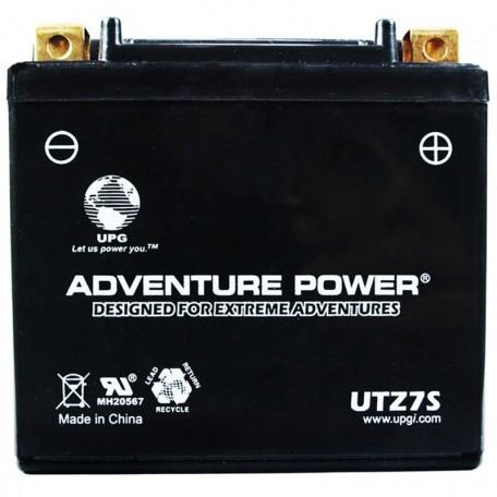 2004 Yamaha XT 225 Serow XT225S Sealed Battery