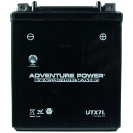 Honda CMX250C Rebel Replacement Battery (1996-2009)