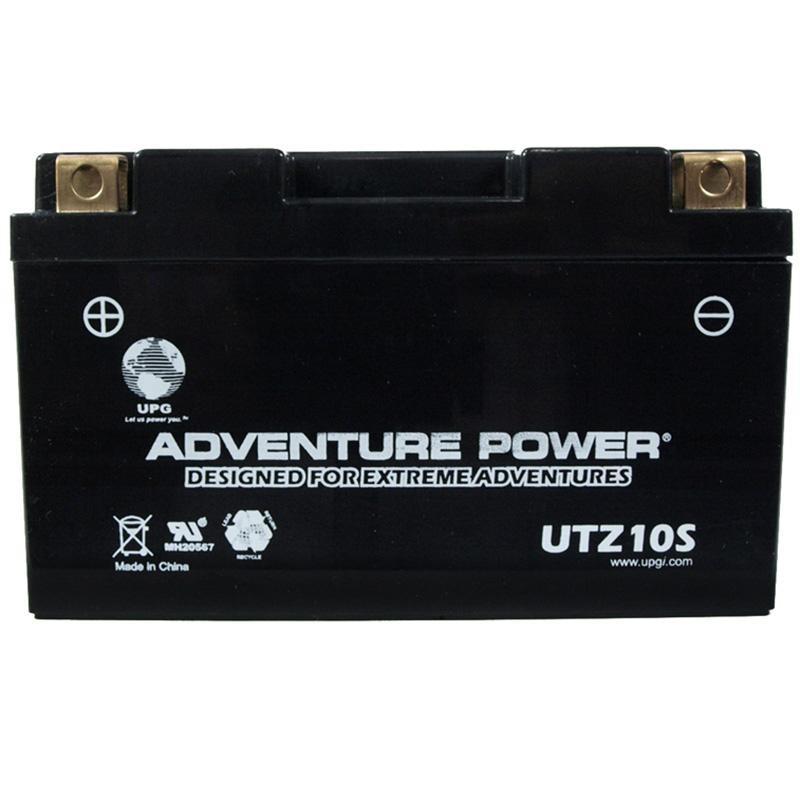 2008 yamaha raptor 350 yfm35r atv sealed replacement battery for Yamaha atv batteries