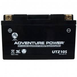 Yamaha YZF-R1 AGM Battery 2004 2005 2006 2007 2008 2009 2010-2014 Sld