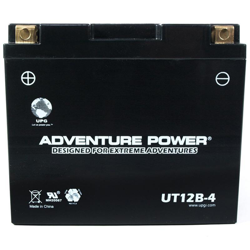 yamaha fz6 sealed battery 2005 2006 2007 2008 2009 2010