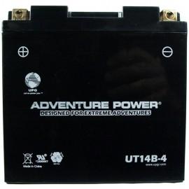 Yamaha XVS1100 V-Star AGM Battery 1999-2005 2006 2007 2008 2009 2010