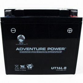 Deka YB16L-B  Replacement Battery