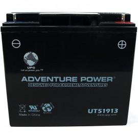 Adventure Power UT51913 (12V, 18AH) Motorcycle Battery