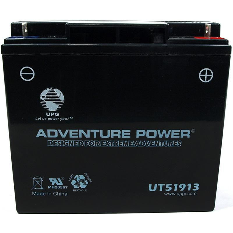BMW R1100RS, RT Replacement Battery (1993