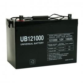 Opti-UPS Excalibur Series EL5000-AL UPS Battery