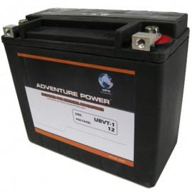 2000 Yamaha Road Star XV 1600 XV1600ALM Heavy Duty AGM Battery