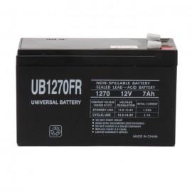 Toshiba 1400 Plus, UC1A1A010C6, UC1A1A010C6T UPS Battery