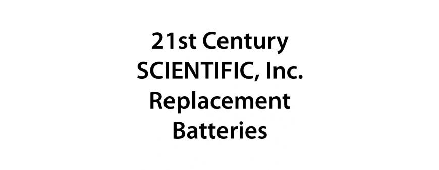 21st Century Scientific Batteries