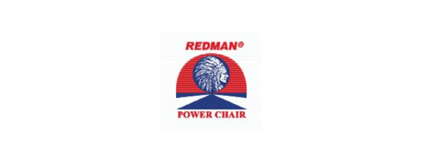 Redman Wheelchairs Batteries
