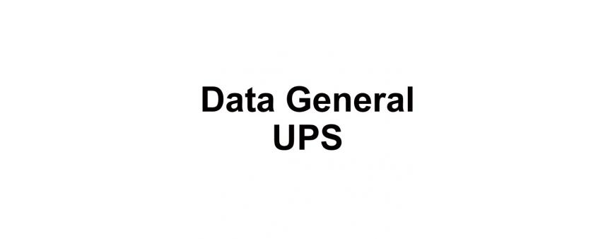 Data General UPS Batteries