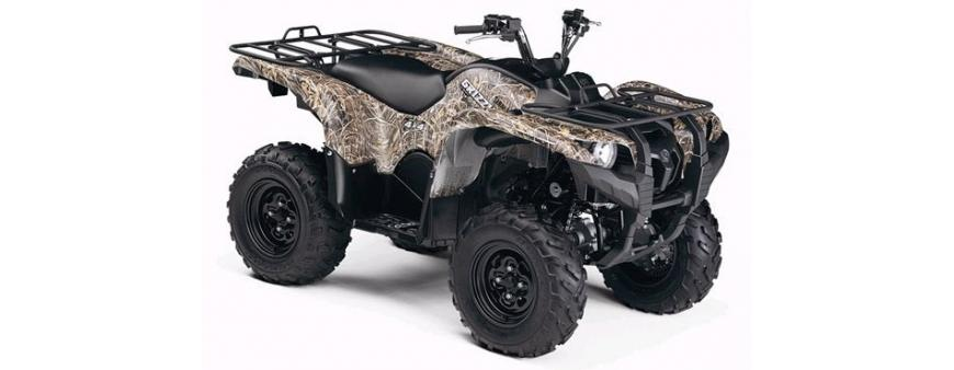 Yamaha Grizzly ATV Batteries