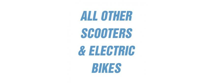 More Electric Scooter and Bike Batteries