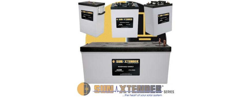 Concorde Sun Xtender SCADA Systems Batteries