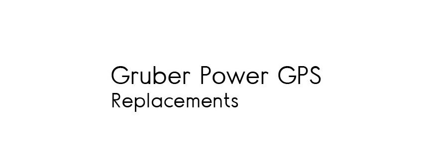 UPS Batteries to replace Gruber Power GPS