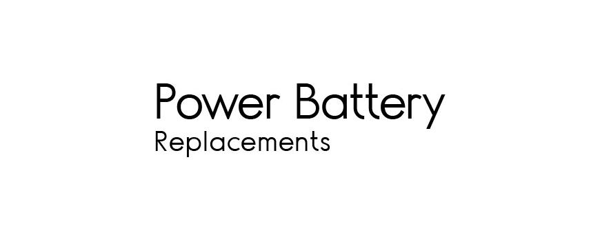 UPS Batteries to replace Power Battery