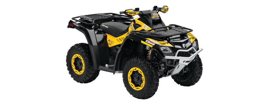 Can-Am BRP Outlander ATV Batteries